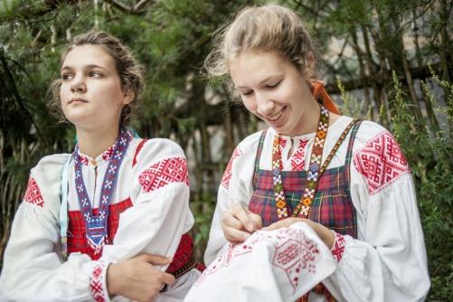 słowiańska moda