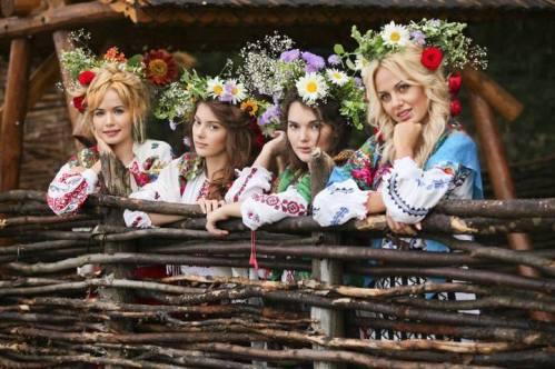 piękno słowiańskich kobiet
